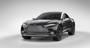 Geneva \'15. Aston Martin DBX Concept