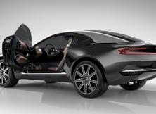 Aston Martin DBX Concept 07