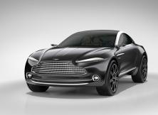 Aston Martin DBX Concept 01