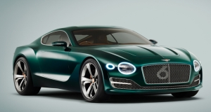 Geneva \'15. Bentley EXP10 Speed 6