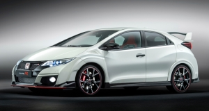 Geneva \'15. Honda Civic Type R