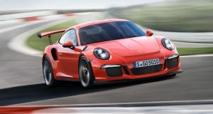 Geneva \'15. Porsche 911 GT3 RS
