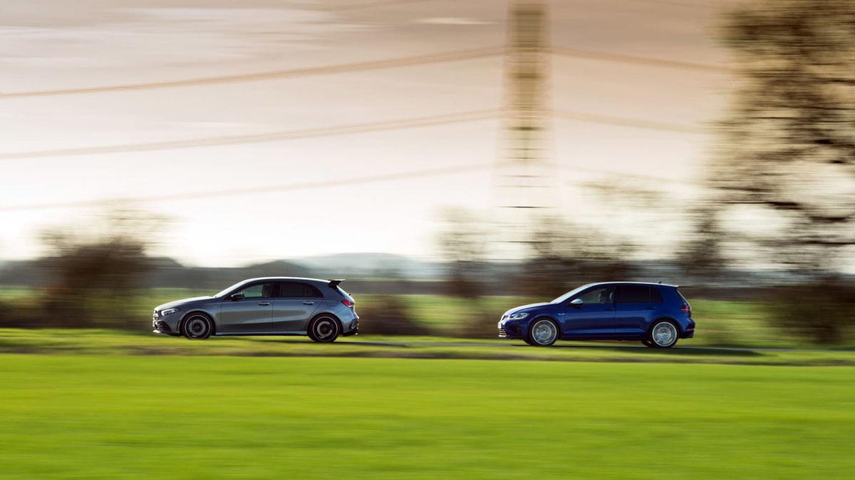 Golf-R-vs-Mercedes-AMG-A35-3