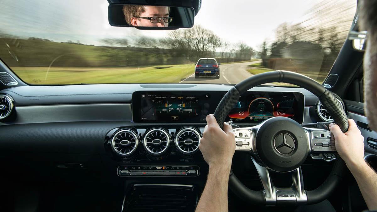Golf-R-vs-Mercedes-AMG-A35-4