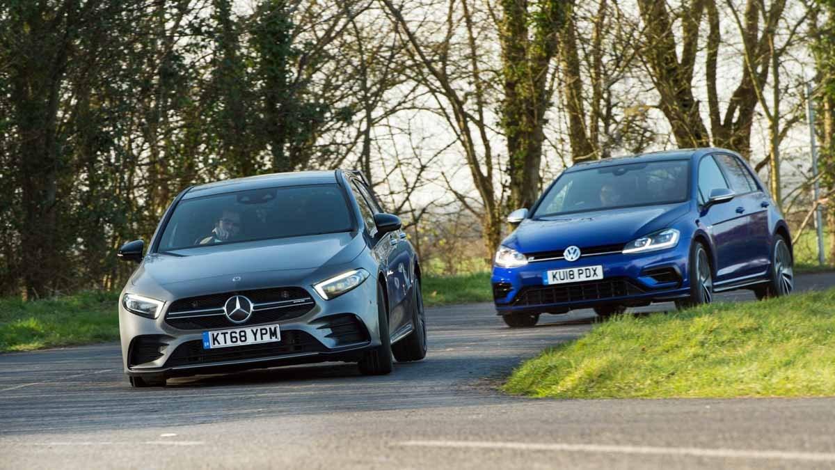 Golf-R-vs-Mercedes-AMG-A35-5