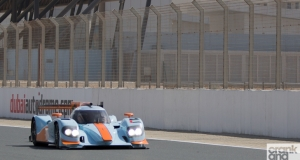 Gulf Racing Middle East. Dubai Autodrome