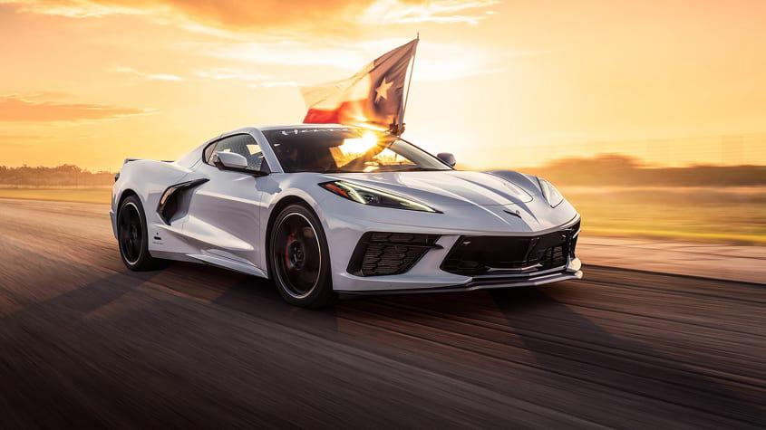 Hennessey-Chevrolet-Corvette-1