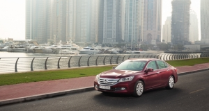 Honda Accord (UAE)