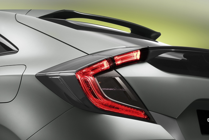 Honda Civic prototype 06