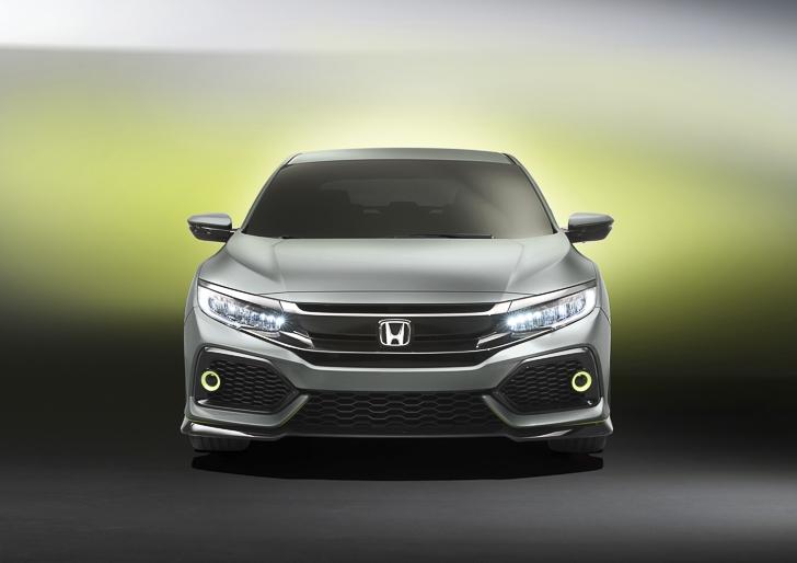 Honda Civic prototype 01