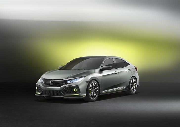 Honda Civic prototype 03
