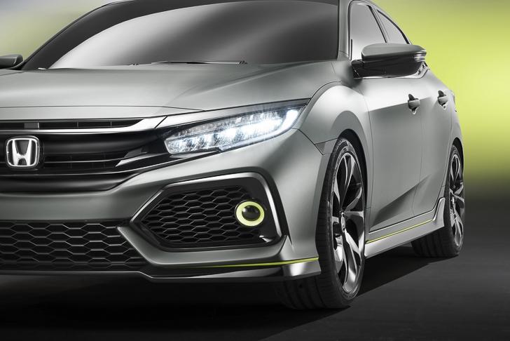 Honda Civic prototype 02