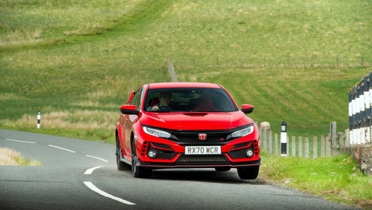Honda Civic Type R review-1