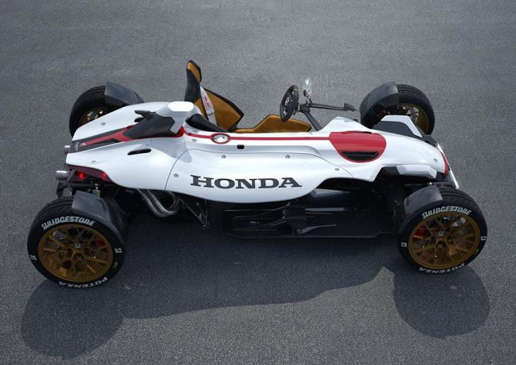 Honda project 2&4-03