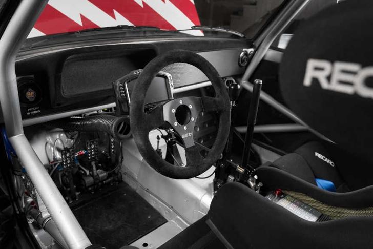 1978 Gymkahan Ford Escort. Hoonigan Racing 12