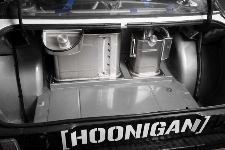 1978 Gymkahan Ford Escort. Hoonigan Racing 10