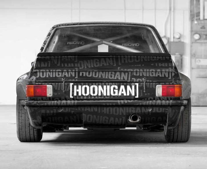 1978 Gymkahan Ford Escort. Hoonigan Racing 06