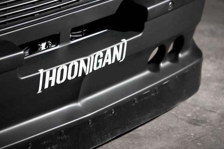 1978 Gymkahan Ford Escort. Hoonigan Racing 08