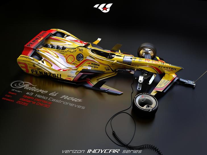 IndyCar 2035 Matus Prochaczka-2