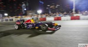 Infiniti Red Bull Racing in Dubai
