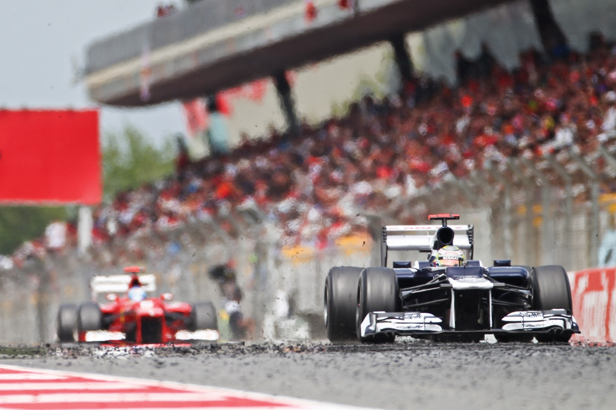 Spectacular Innovation Is The Norm For Racing Outfit Williams We Chart Cars And People That Have Made It A Motorsport Legend