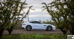 Jaguar F-TYPE Coupé. The long awaited SPECIAL one