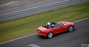 Jaguar F-Type S. Spain