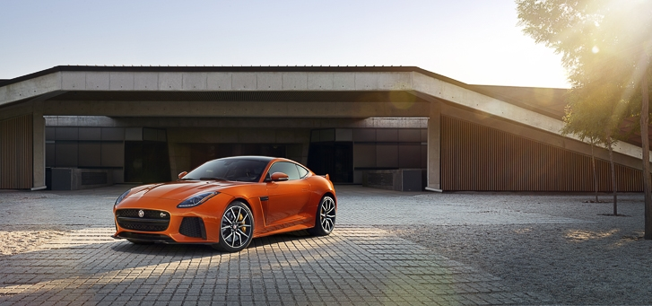 Jaguar F-TYPE SVR-26