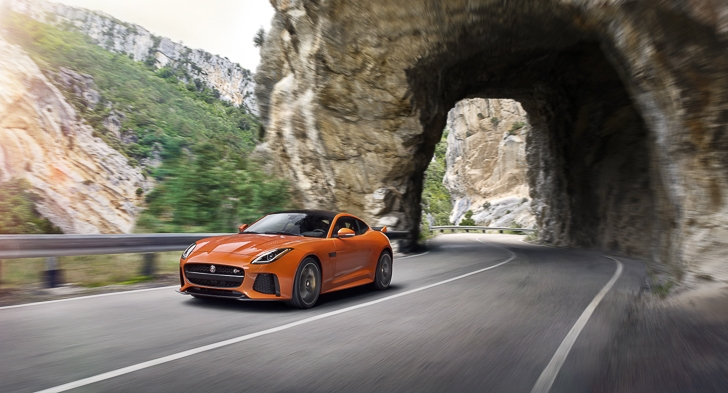 Jaguar F-TYPE SVR-50