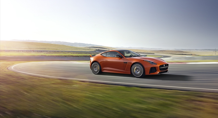 Jaguar F-TYPE SVR-54