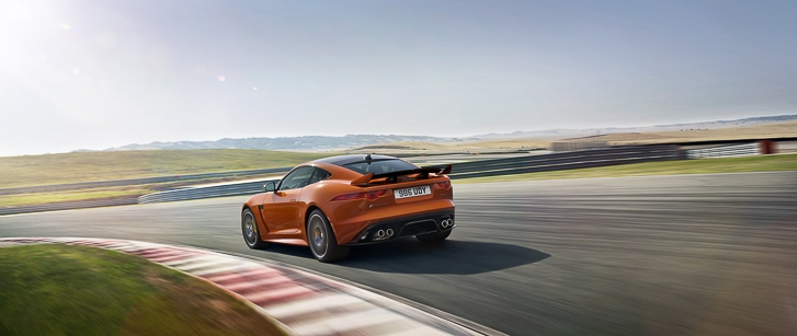 Jaguar F-TYPE SVR-55