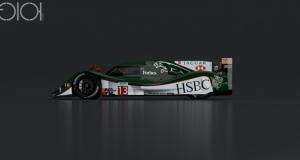 Jaguar LMP1