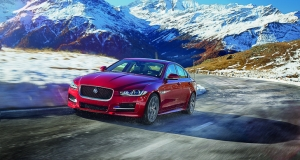 Jaguar XE revised for 2017