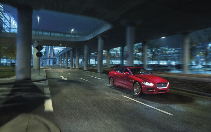 Jaguar XE for 2017-05