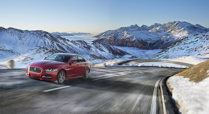 Jaguar XE for 2017-04