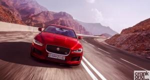 Jaguar XE S. DRIVEN