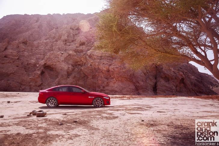 Jaguar XE S DRIVEN-1