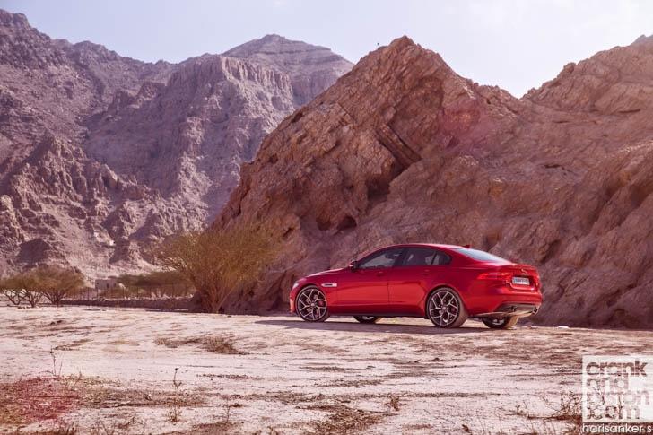 Jaguar XE S DRIVEN-4