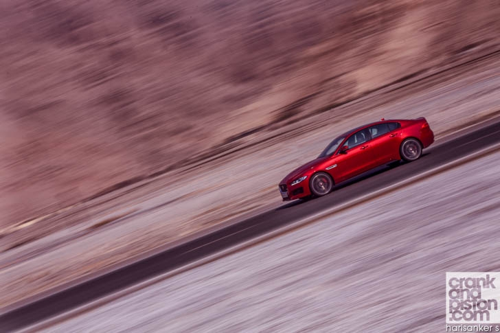 Jaguar XE S DRIVEN-7