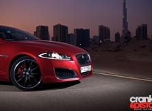 Jaguar XFR 01