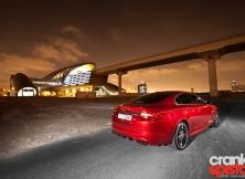 Jaguar XFR 05