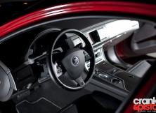 Jaguar XFR 06