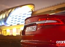 Jaguar XFR 08