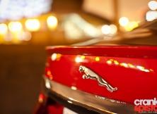 Jaguar XFR 09