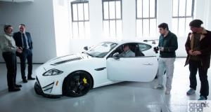 Jaguar XKR-S GT. New York Motor Show