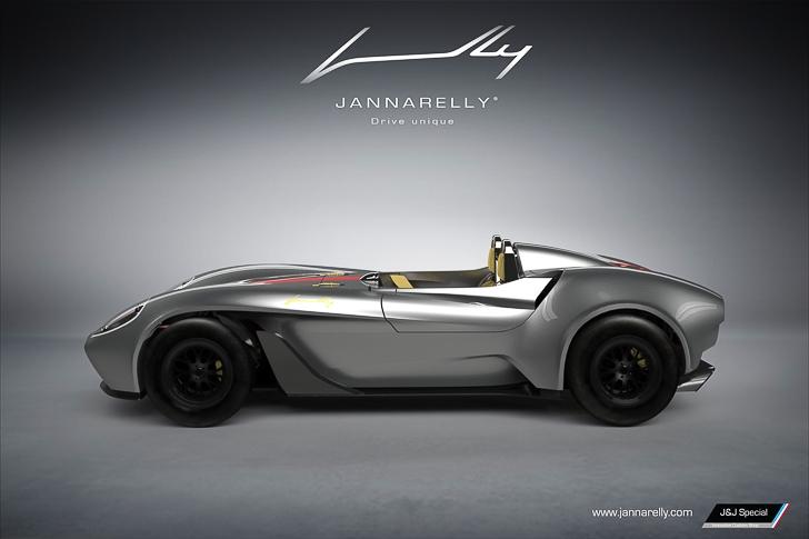 Jannarelly Design-1 12