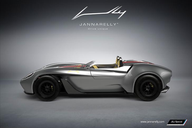 Jannarelly Design-1 14