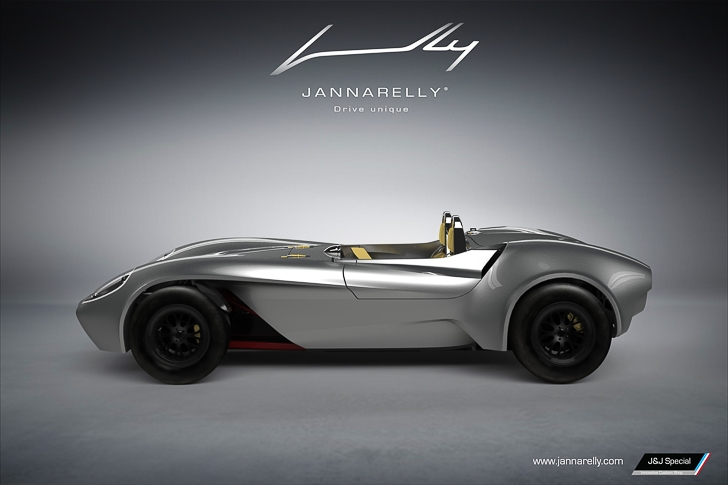 Jannarelly Design-1 16