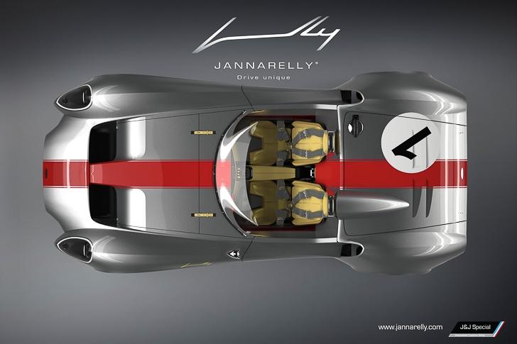 Jannarelly Design-1 17