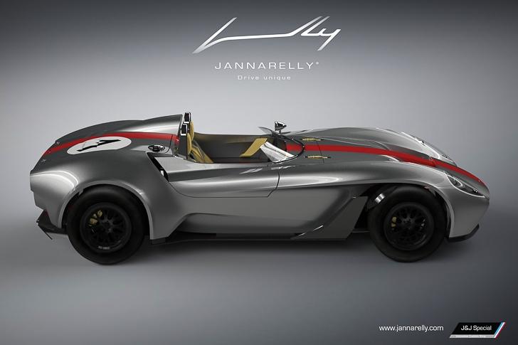Jannarelly Design-1 18
